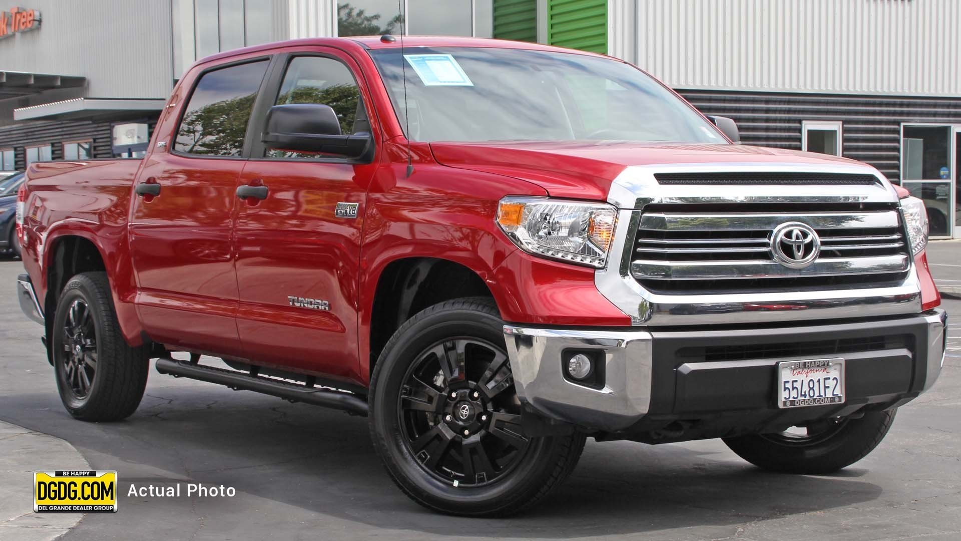 Pre Owned 2017 Toyota Tundra 4wd Sr5