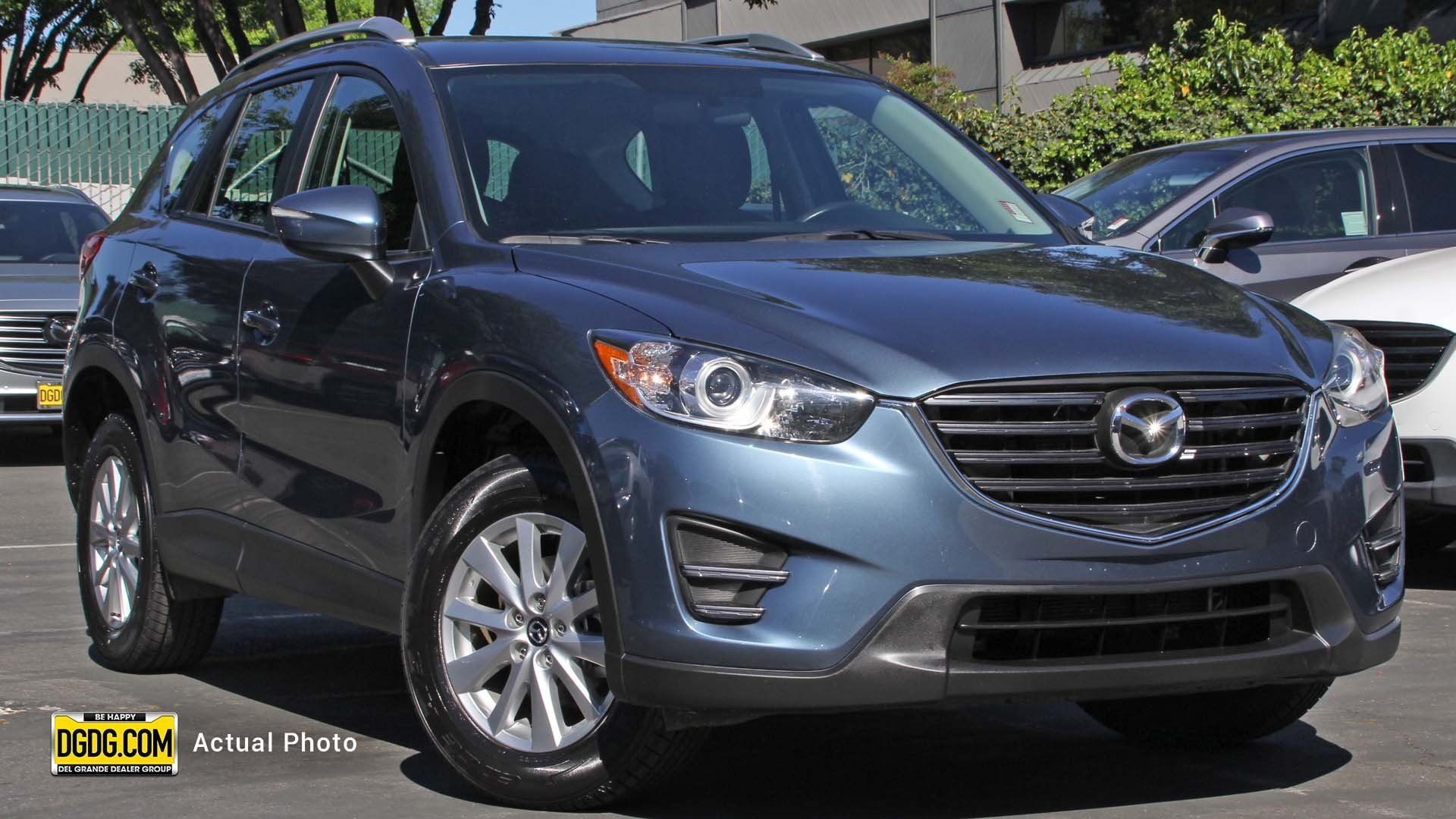 Certified Pre Owned 2016 Mazda Cx 5 Sport